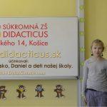 Didacticus SZŠ, - 6.minútové predstavenie školy